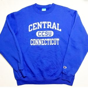 Mens Champion CCU Crew Neck Sweatshirt